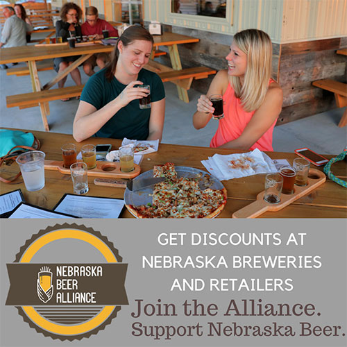 Nebraska Beer Alliance Ad